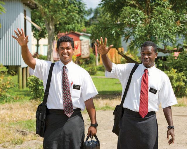 Misioneros: Poder sobre el Miedo