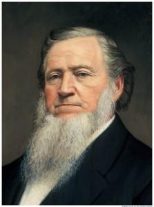 Brigham Young y el mormonismo moderno