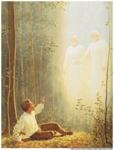 Dios mormón