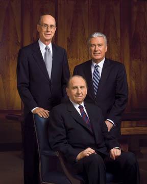 ¿Qué es lo que hace el Presidente Mormón?