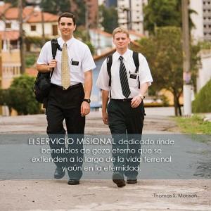 Por qué los jóvenes mormones sirven en misiones