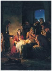 El nacimiento de Jesucristo––Lo que los mormones creen