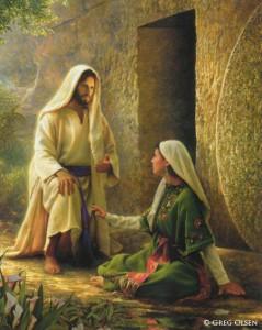 ¿Las mujeres seguían a Jesús?