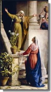 Juan el Bautista: testigo del nacimiento de Cristo