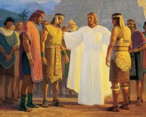 Jesucristo y un corazón quebrantado