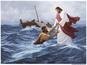 Jesucristo: encontrando paz y esperanza