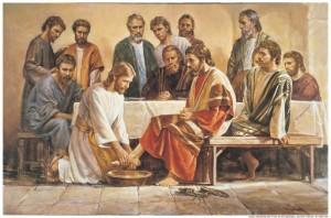 Jesús y el Servicio