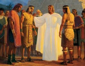 Jesús y los dones espirituales