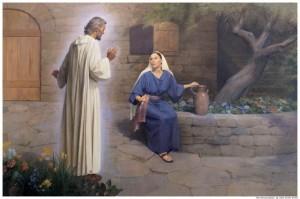María, la madre de Jesús