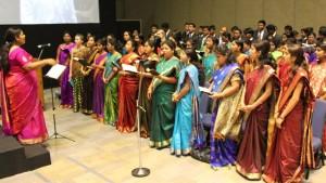 Iglesia de Jesucristo organiza congregación en la India
