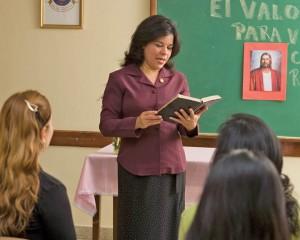 Las mujeres en La Iglesia de Jesucristo de los Santos de los Últimos Días