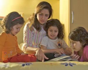 Enseñando a nuestros hijos acerca de Jesucristo