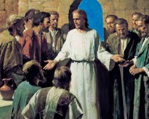 Confíen en Jesucristo, Su luz iluminará sus vidas