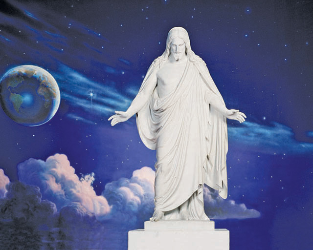 El Salvador, Jesucristo, nos justificará